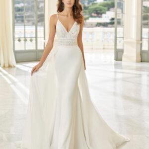 abiti da sposa a sirena