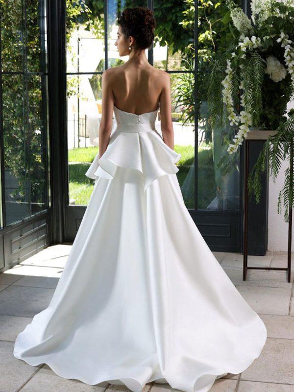 abiti da sposa scivolato enzo miccio