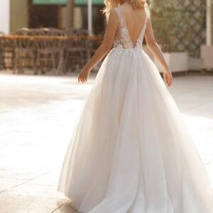 abiti da sposa stile impero