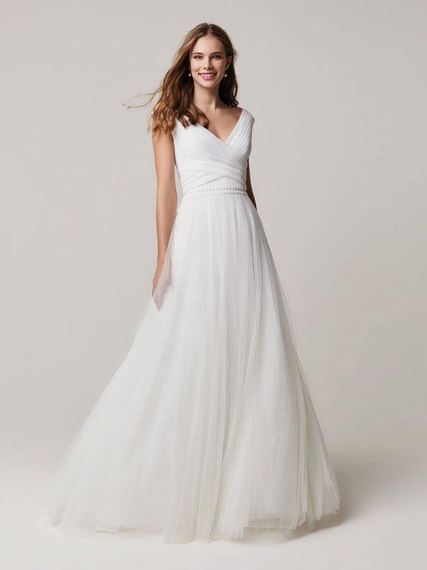 abiti da sposa in tulle