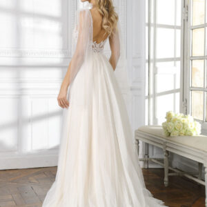 abiti da sposa scivolato