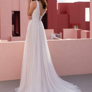 abito da sposa stile impero